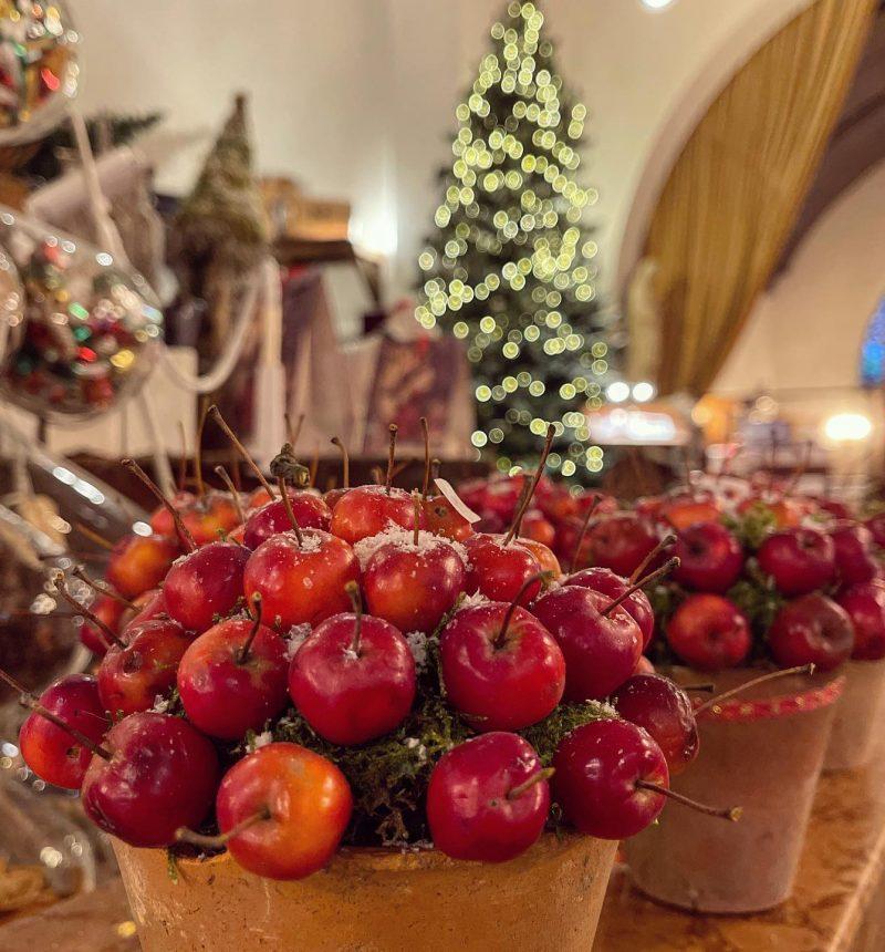 Christmas bij IL Fienile